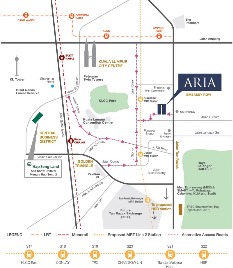 aria-luxury-residence-klcc-location-map