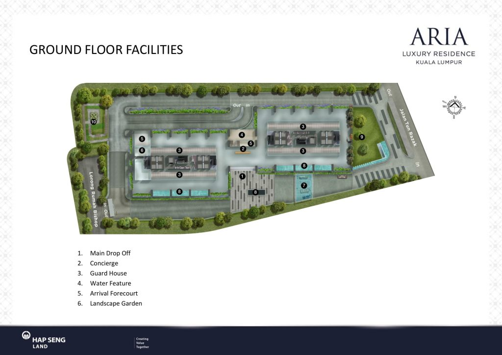aria-facilities- ground-floor-klcc-project