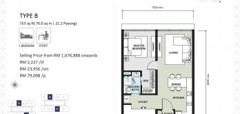 aria-floor-plan-layout-753sf-type-B-bedroom